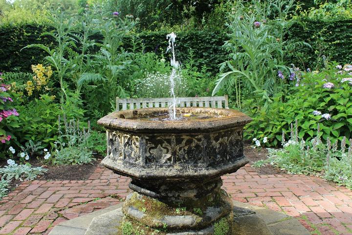"""""""汉密尔顿花园是一个主题花园,天堂植物园系..._汉密尔顿花园""""的评论图片"""