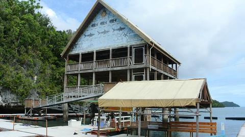 科罗尔岛旅游图片