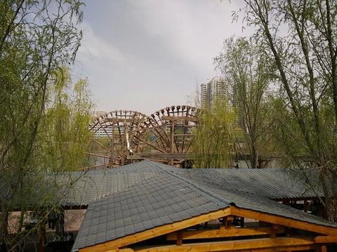 水车博览园旅游景点攻略图
