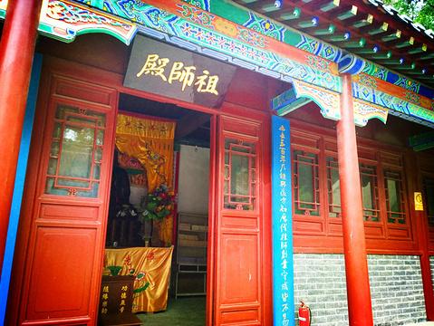 五莲山护国万寿光明寺