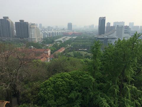 黄鹤楼旅游景点攻略图