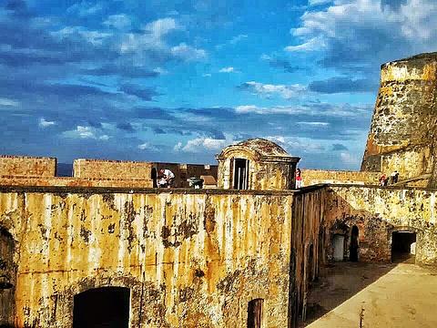 莫罗要塞旅游景点图片