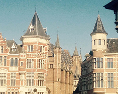 街边童话,比利时的芬芳