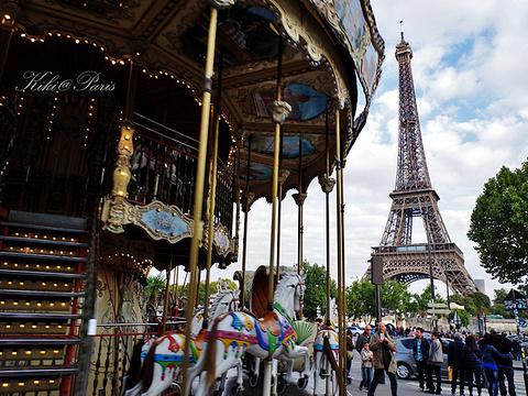 特罗卡迪罗广场旅游景点图片
