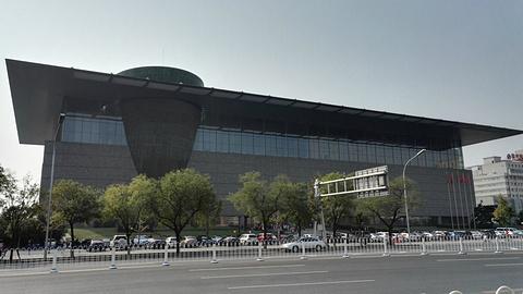 首都博物馆旅游景点攻略图