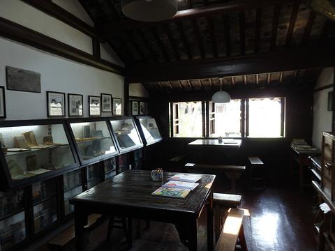 冯斌作文博物馆旅游景点图片