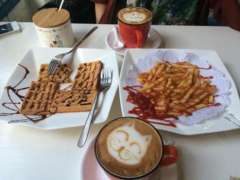 Anne猫窝咖啡屋旅游景点攻略图