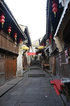 石浦渔港古城旅游景点攻略图