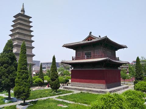 石家庄开元寺旅游景点图片