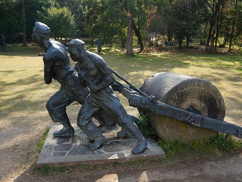 滇西抗战纪念馆旅游景点图片