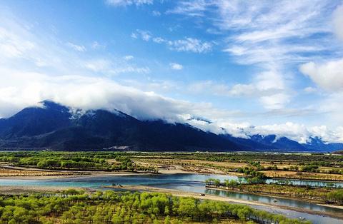雅鲁藏布江旅游景点攻略图