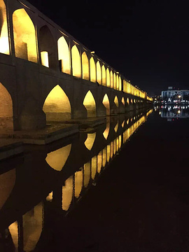 三十三孔桥旅游景点攻略图