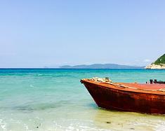海南不止天涯和海角,还有野海和荒岛。