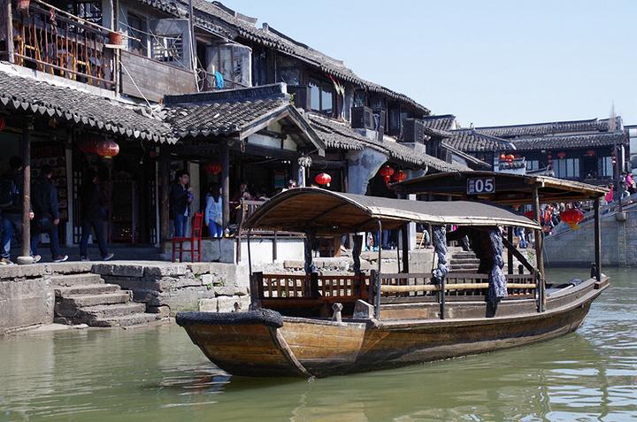 """""""  这里历史悠久,人文资源丰富,自然风景优美,是古代吴越文化的发祥地之一_烟雨长廊""""的评论图片"""