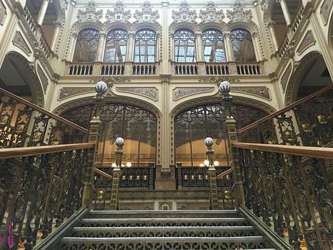 Museo Biblioteca Palacio Postal旅游景点攻略图
