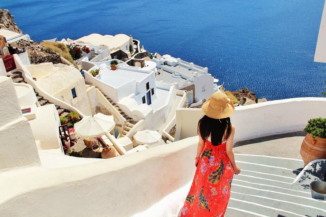 说走就走的欧洲蜜月行——希腊