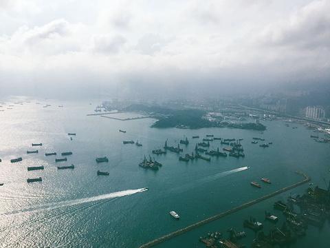 天际100香港观景台旅游景点攻略图