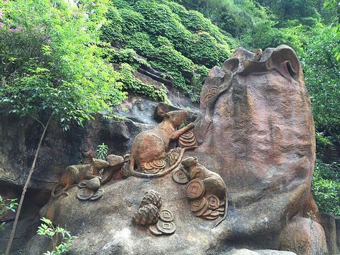 梅州客天下景区旅游景点图片