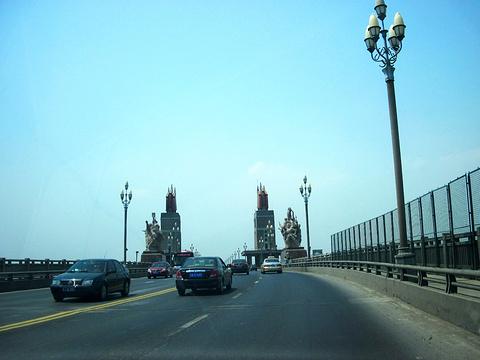 南京长江大桥旅游景点攻略图