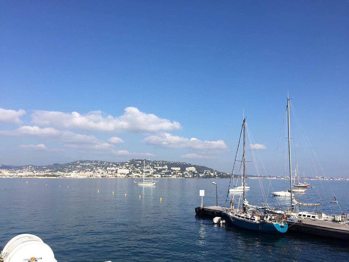 法式海洋风情——尼斯、格拉斯、戛纳