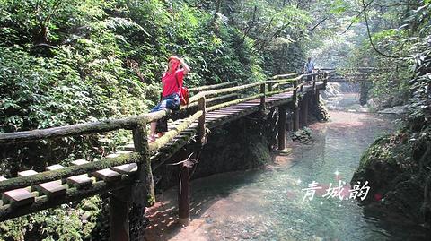 三潭雾泉旅游景点攻略图