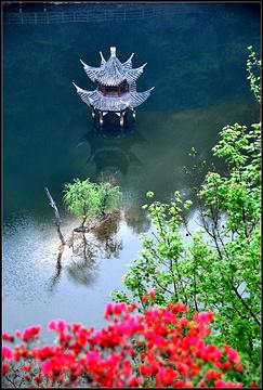 清凉寨旅游景点攻略图