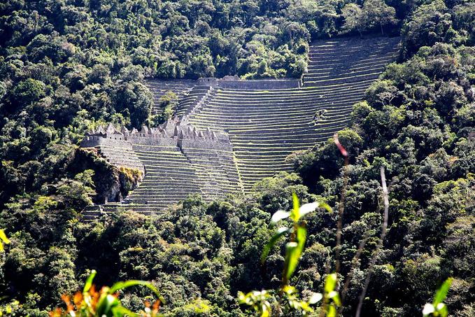 Winay wayna图片