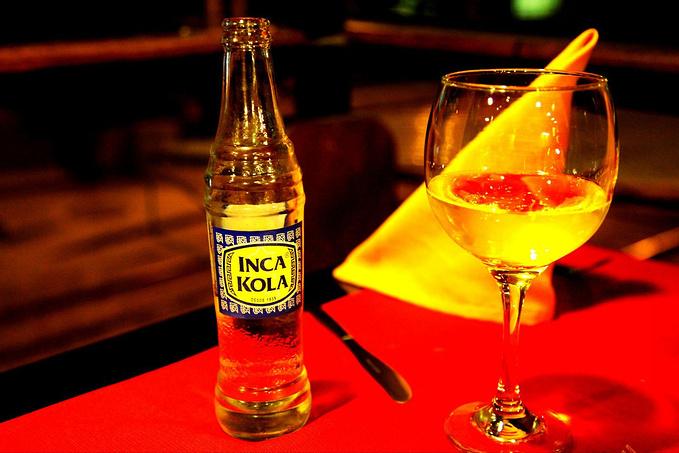 Cusco的美妙晚餐图片