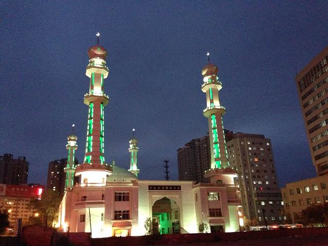 最大的清真寺_2019_西关清真大寺-评论-去哪儿攻略