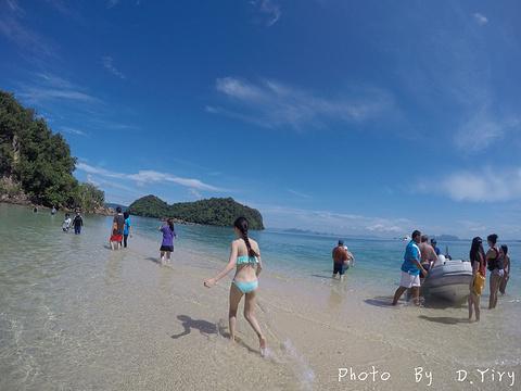 Rai Island旅游景点攻略图