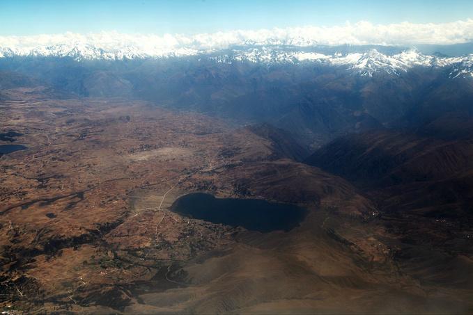 飞往Cusco图片