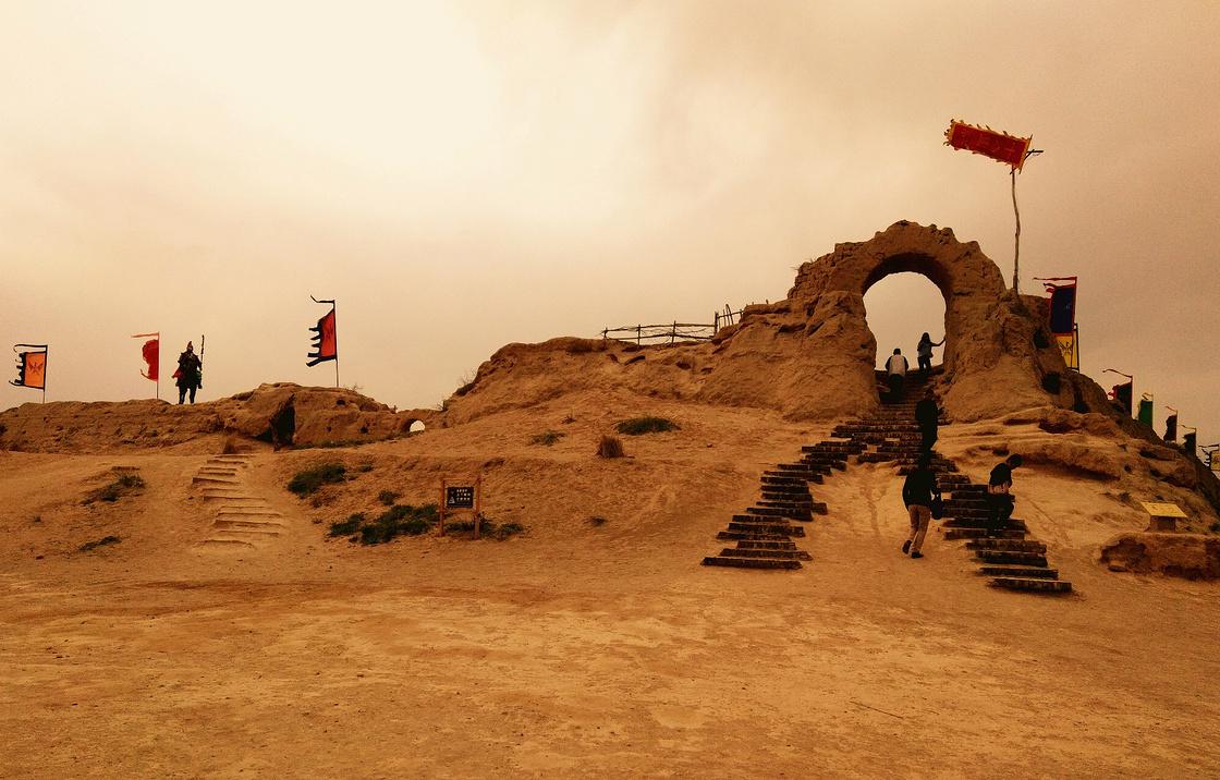 23天江南-西北之旅,桃红柳绿大漠苍茫