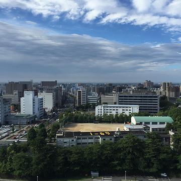 滨松城旅游景点攻略图