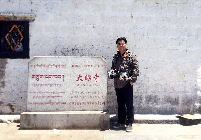 大昭寺图片