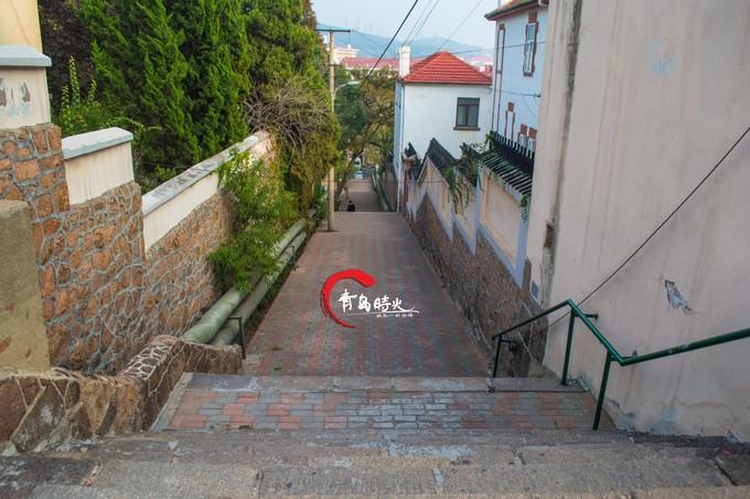 小鱼山文化名人街区图片