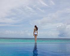 说走就走的旅行 马尔代夫 莉莉岛