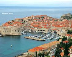一首海洋和老城碰撞的狂想曲——克罗地亚