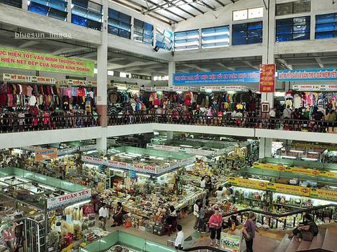 韩市场旅游景点图片