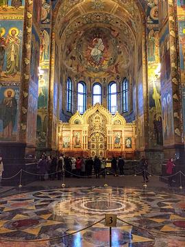 滴血大教堂旅游景点攻略图