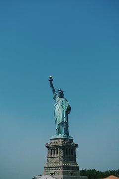 自由女神像旅游景点攻略图