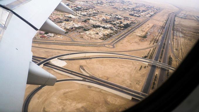 阿布扎比国际机场图片