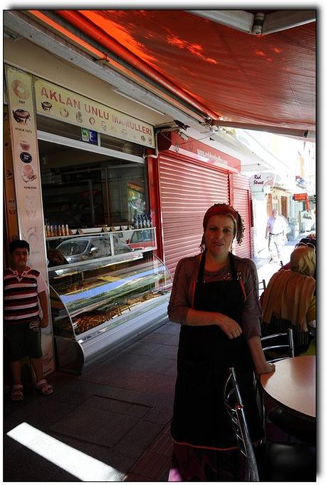 吃吃逛逛在伊兹密尔图片