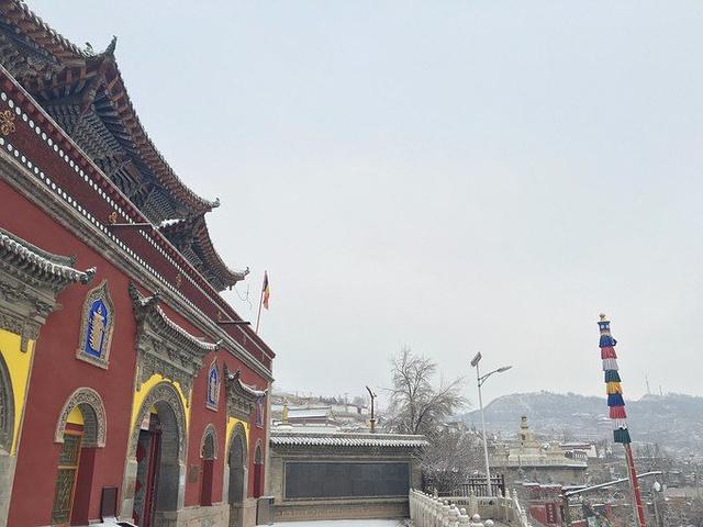 .尔寺我打算在西宁市里转转,有的人喜欢到一个地方玩完了景点就图片