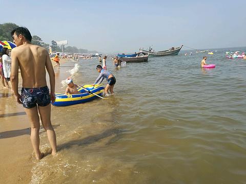 2017白沙湾海滨浴场 旅游攻略 门票 地址 游记点评,营口旅游景点推荐 去哪儿攻略社区图片