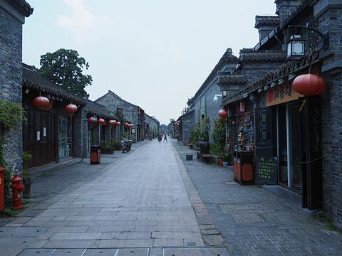 东关街历史街区旅游景点攻略图