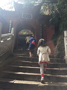 西山龙门景区旅游景点攻略图