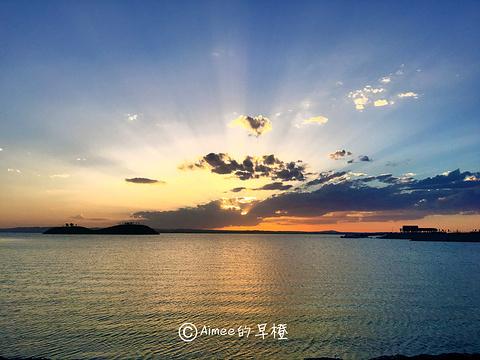 乌海湖生态旅游区