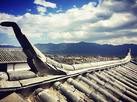 丽江古城旅游景点攻略图