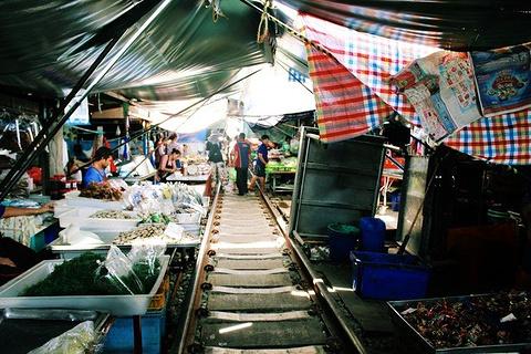 美功铁道市场旅游景点攻略图