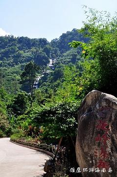 百花岭风景区旅游景点攻略图